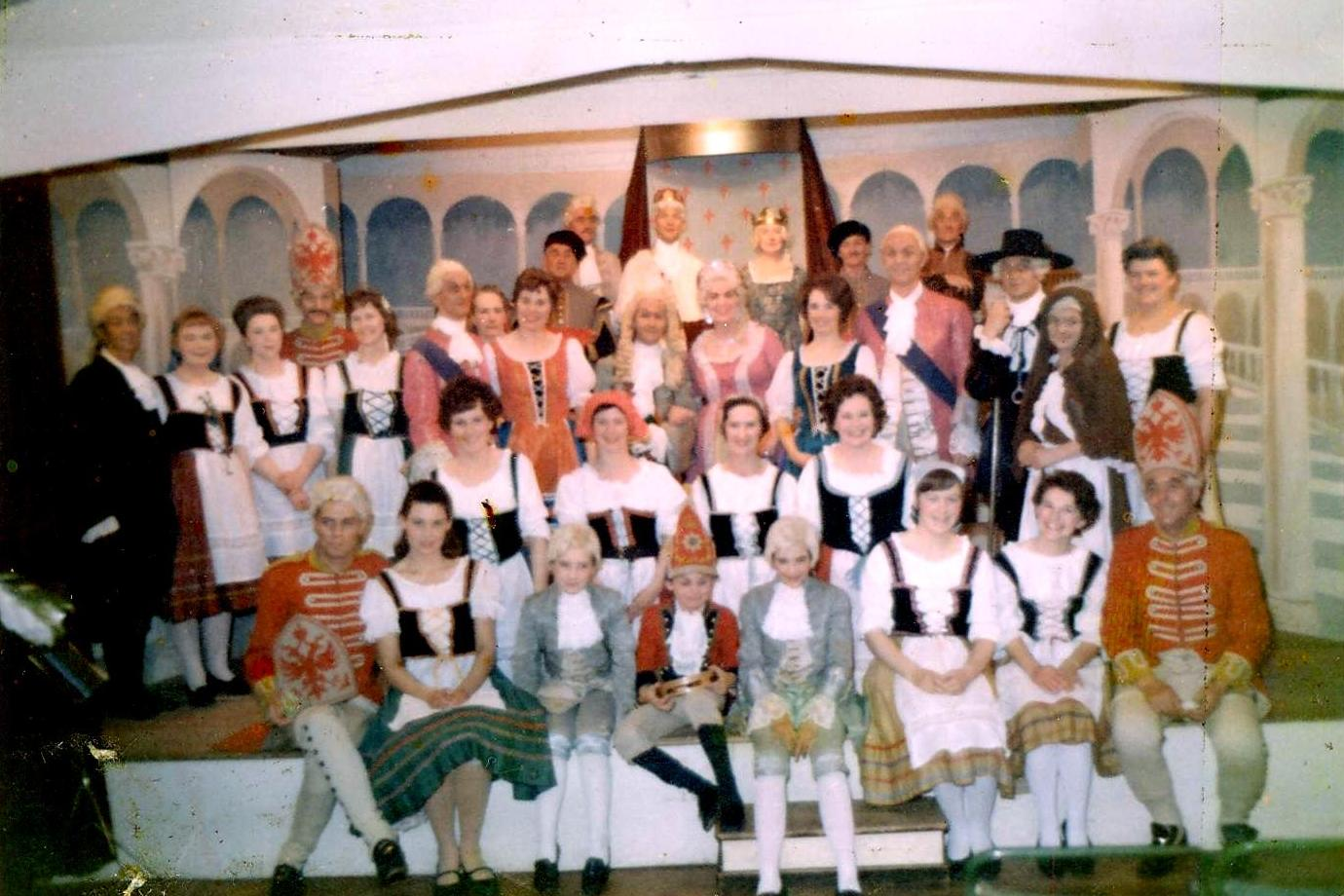 Gondoliers 4A