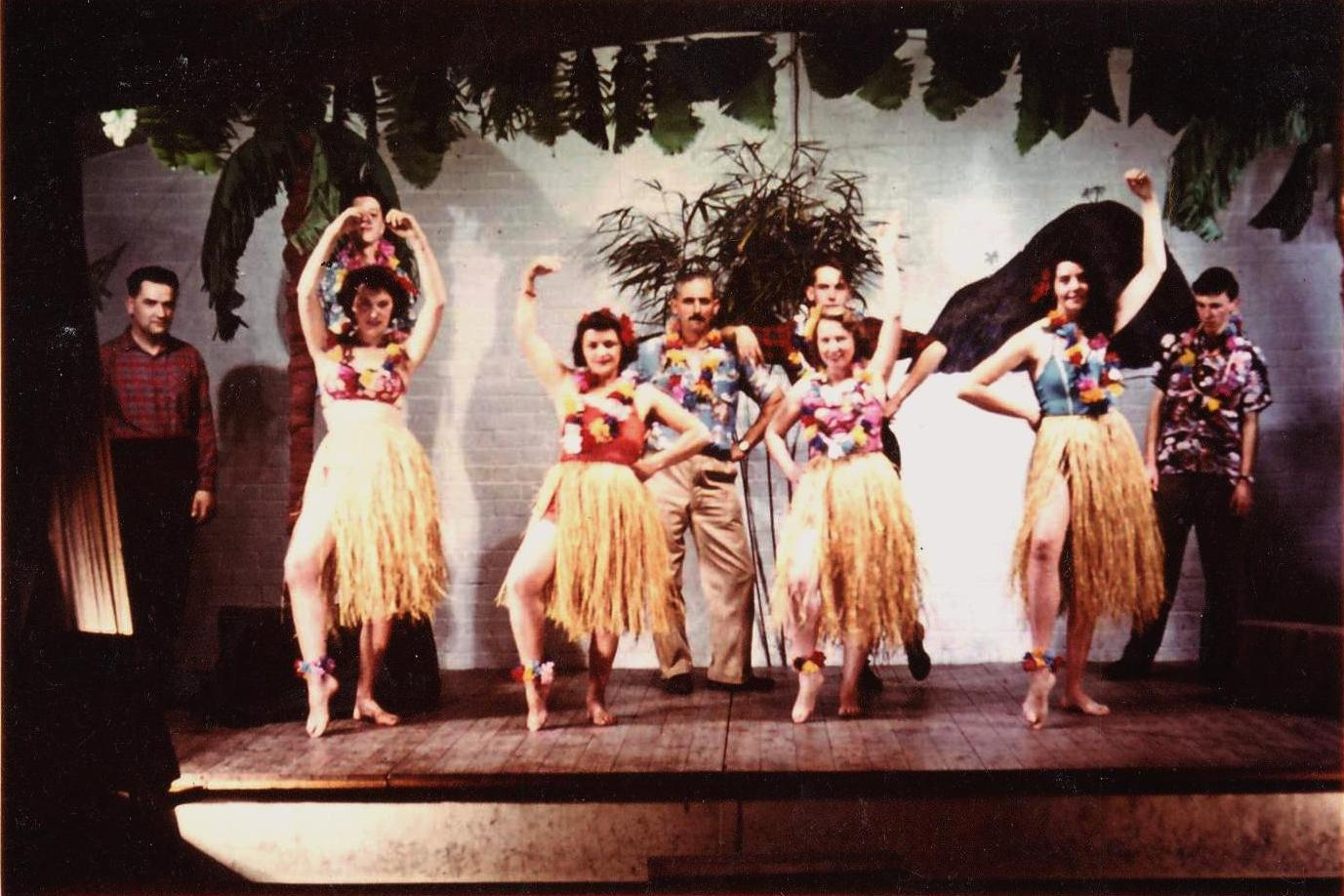 South Pacific 1A